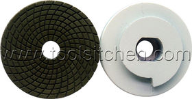 Snail Lock Polishing Pads