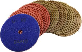 Wet Polishing Pads frontside
